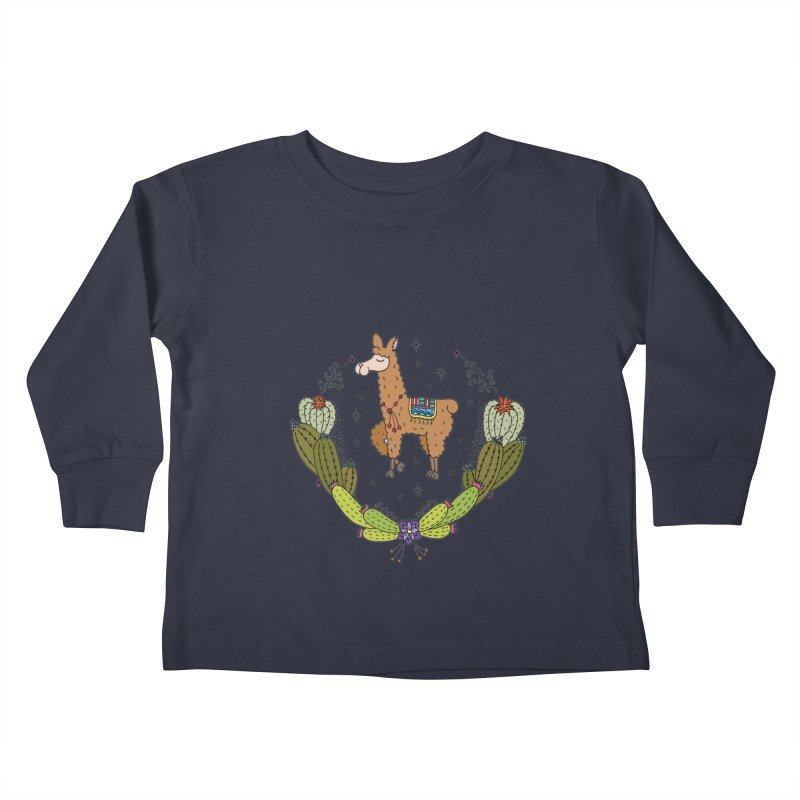 B*tch, I'm fabulous! Kids Toddler Longsleeve T-Shirt by Pony Biam!