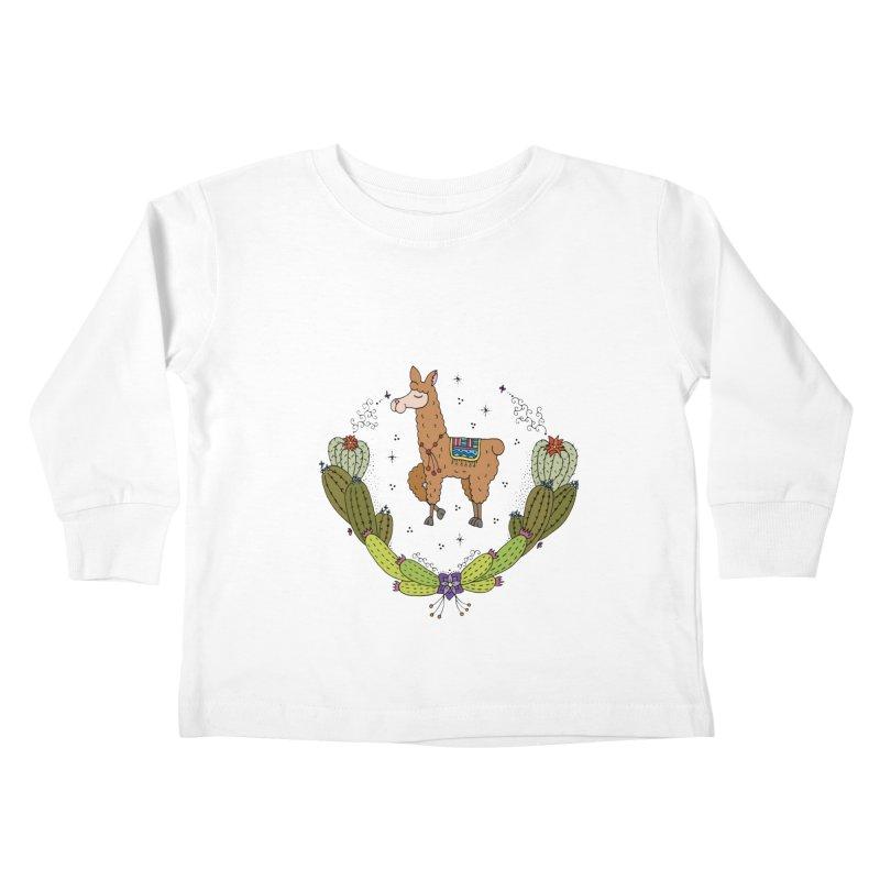 B*tch, I'm fabulous! Kids Toddler Longsleeve T-Shirt by Pony Biam!