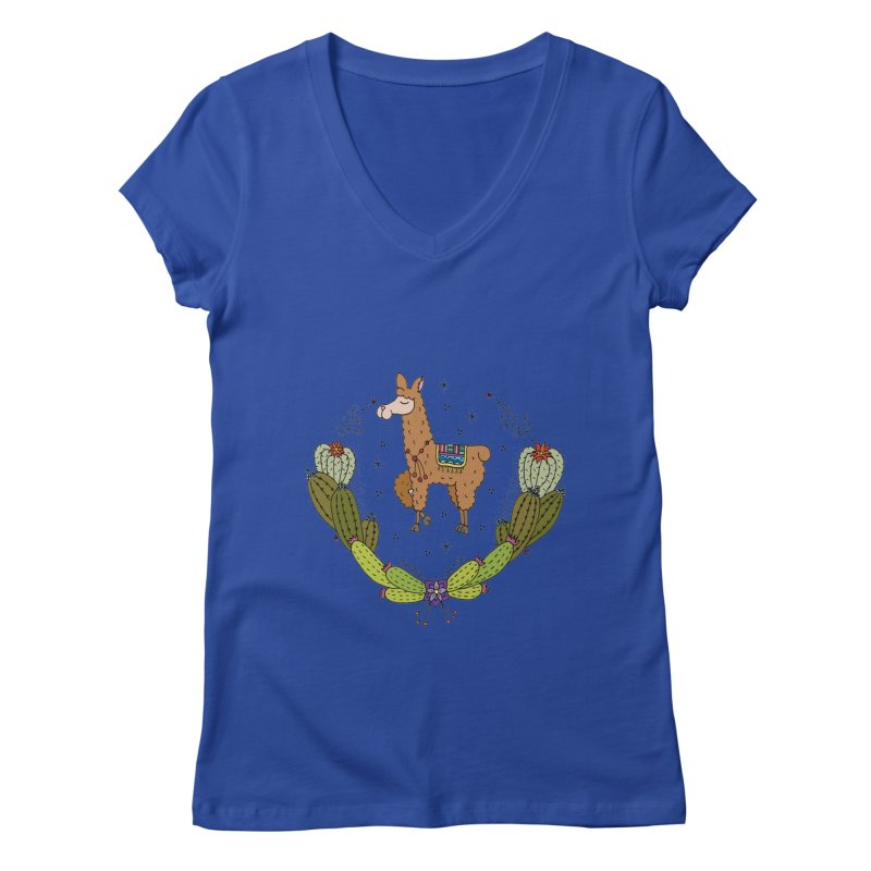 B*tch, I'm fabulous! Women's V-Neck by Pony Biam!