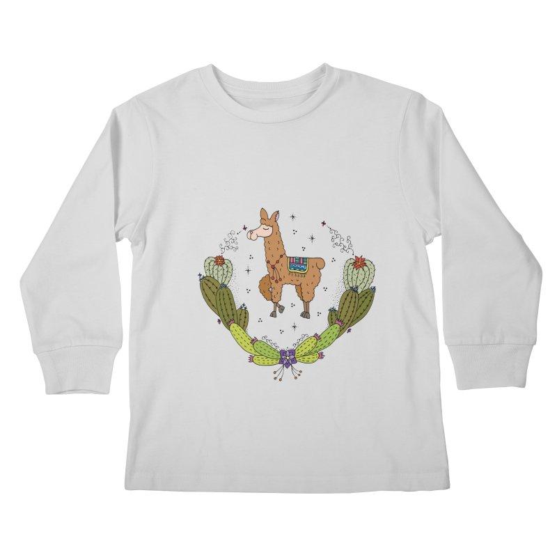 B*tch, I'm fabulous! Kids Longsleeve T-Shirt by Pony Biam!