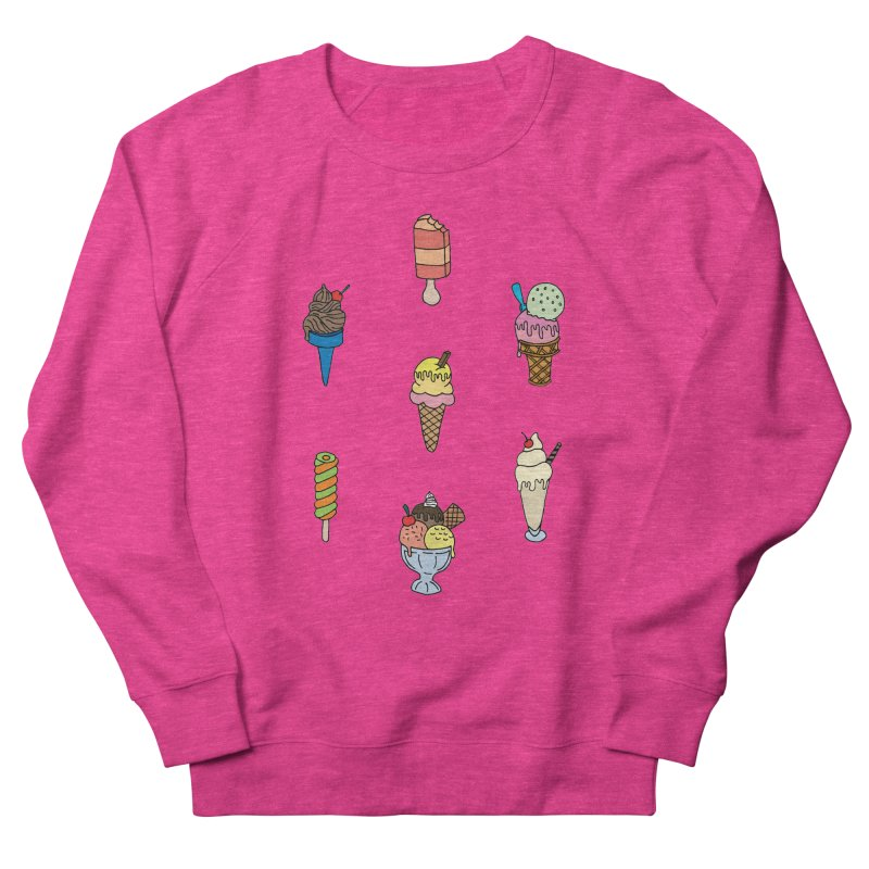 Ice Creams! Men's Sweatshirt by Pony Biam!