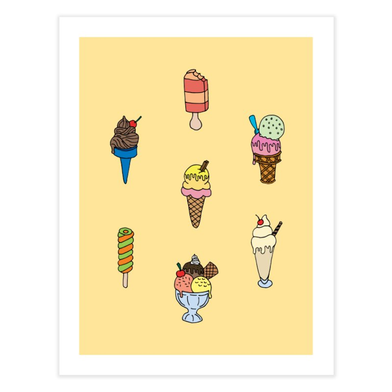 Ice Creams!   by Pony Biam!