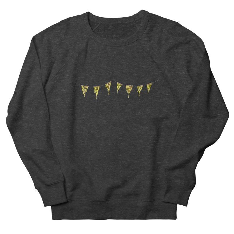 Pizza Pennants Women's Sweatshirt by Pony Biam!
