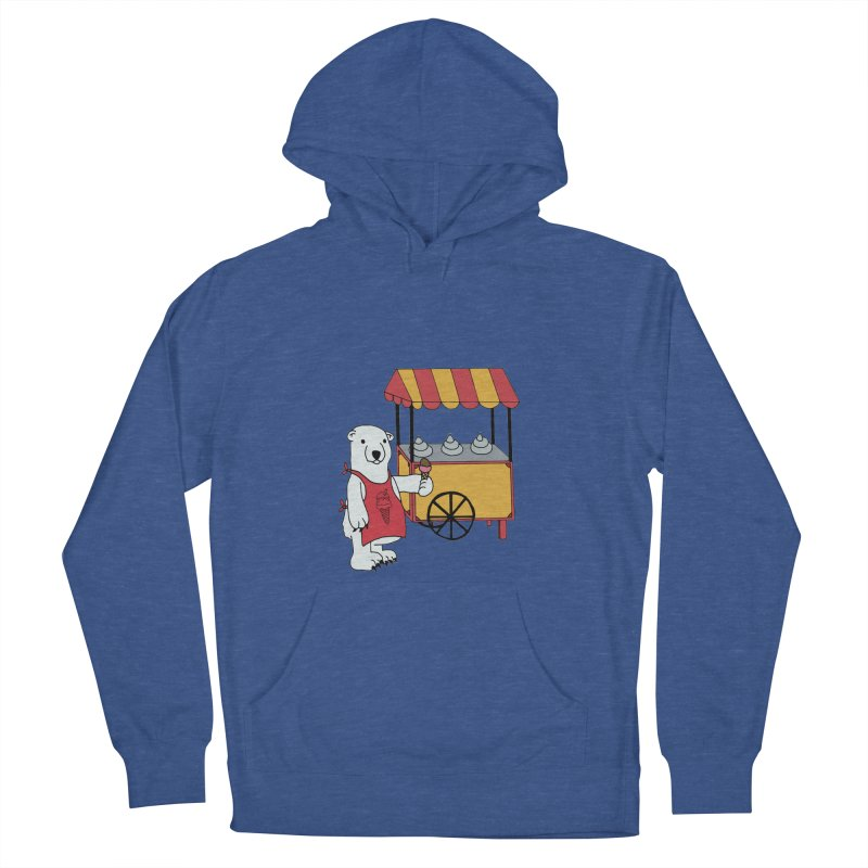 The perfect job Men's Pullover Hoody by Pony Biam!