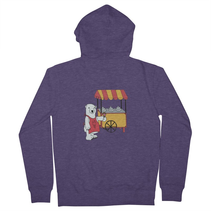 The perfect job Men's Zip-Up Hoody by Pony Biam!