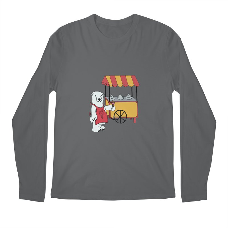 The perfect job Men's Longsleeve T-Shirt by Pony Biam!