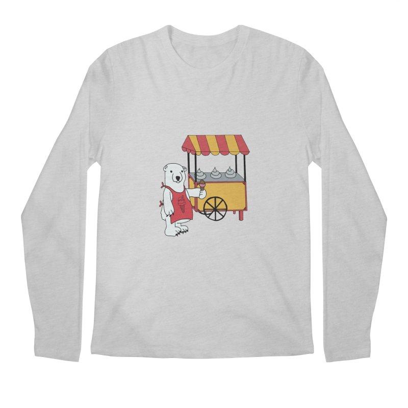 The perfect job Men's Longsleeve T-Shirt by Pony Biam!
