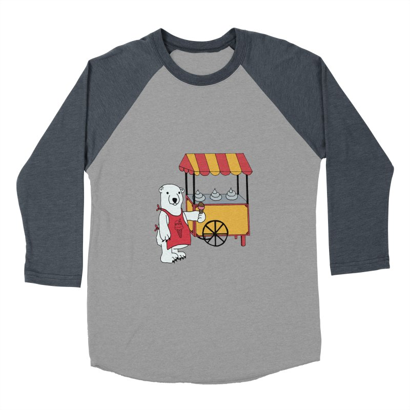 The perfect job Women's Baseball Triblend T-Shirt by Pony Biam!