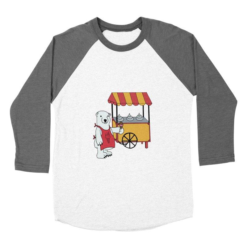 The perfect job Men's Baseball Triblend T-Shirt by Pony Biam!