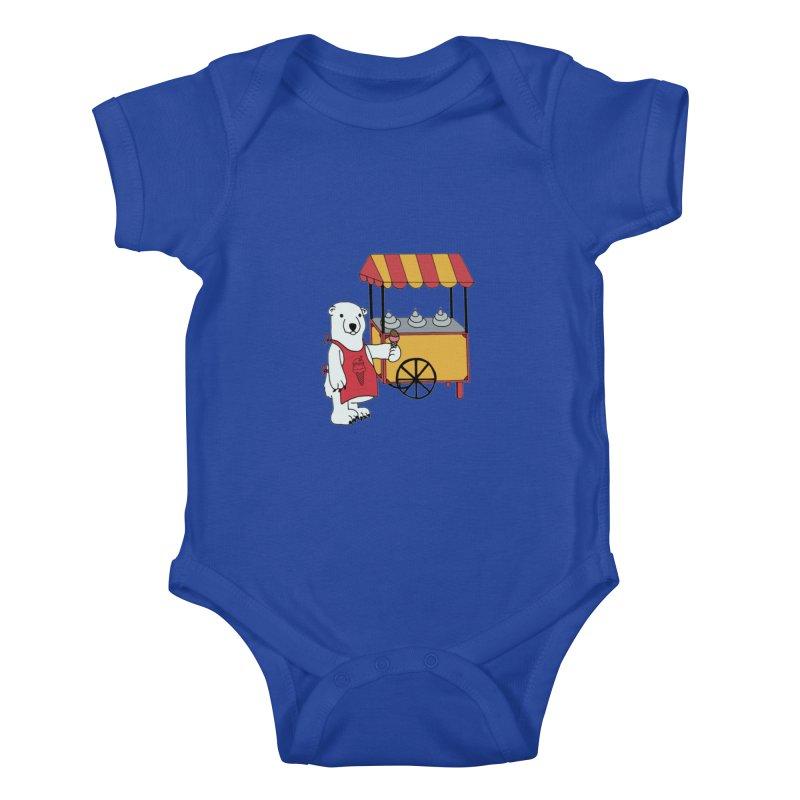The perfect job Kids Baby Bodysuit by Pony Biam!