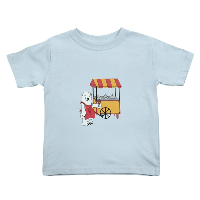 The perfect job Kids Toddler T-Shirt by Pony Biam!