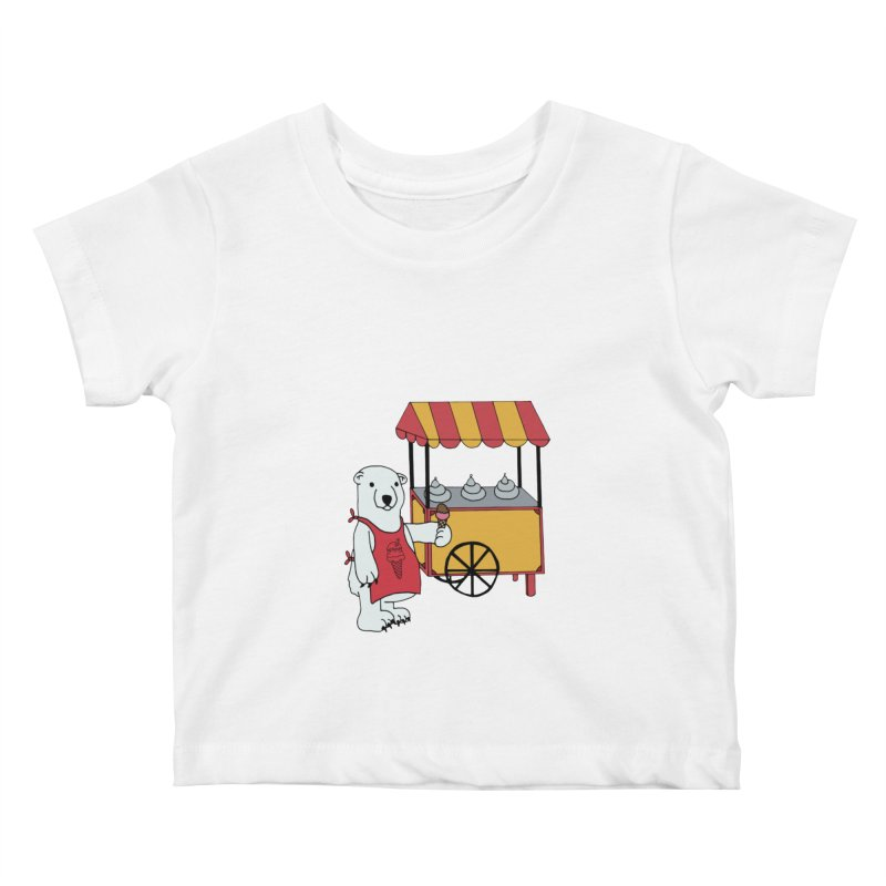 The perfect job Kids Baby T-Shirt by Pony Biam!