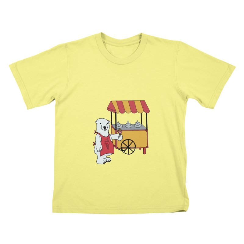 The perfect job Kids T-shirt by Pony Biam!