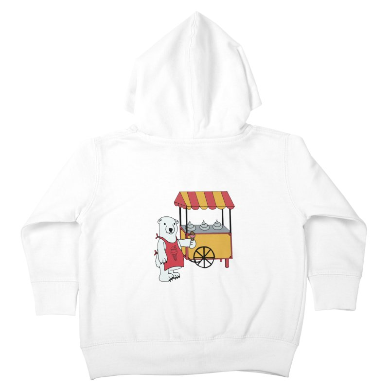 The perfect job Kids Toddler Zip-Up Hoody by Pony Biam!