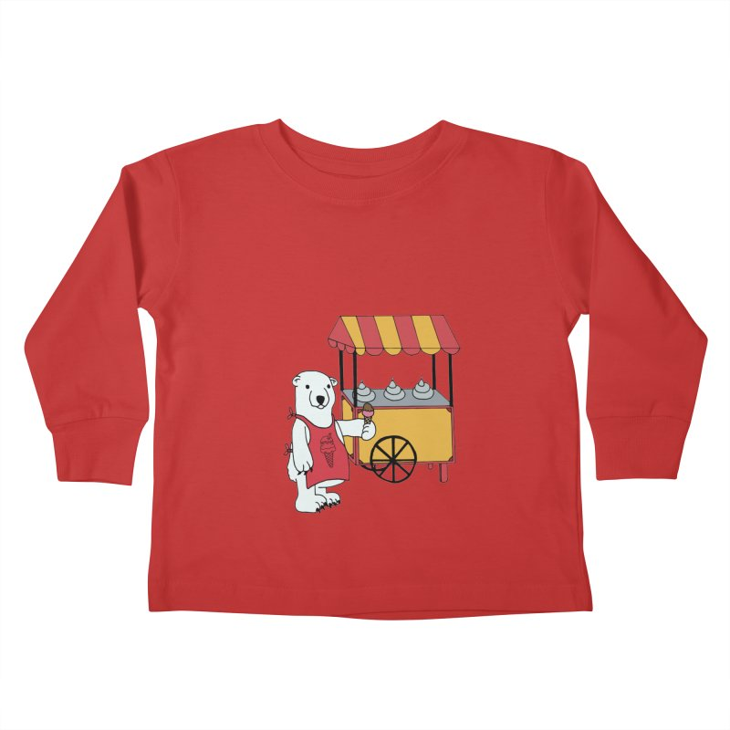 The perfect job Kids Toddler Longsleeve T-Shirt by Pony Biam!