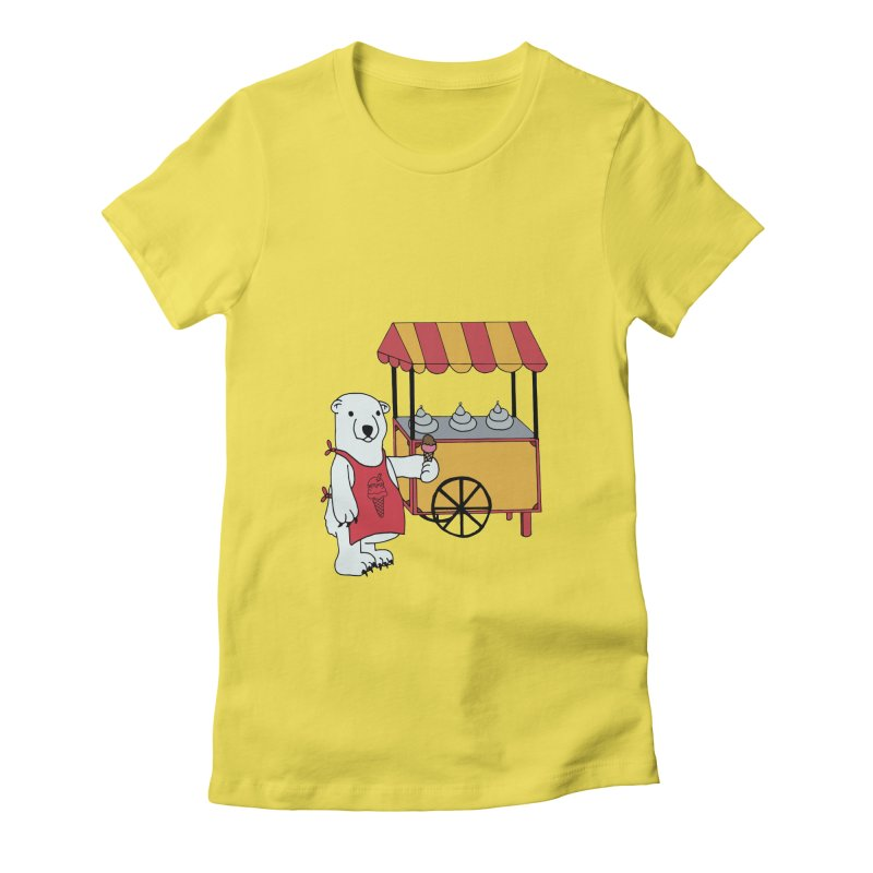 The perfect job Women's Fitted T-Shirt by Pony Biam!