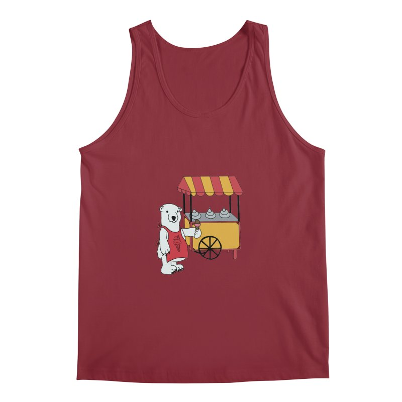 The perfect job Men's Tank by Pony Biam!