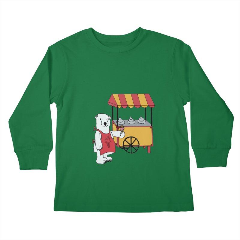 The perfect job Kids Longsleeve T-Shirt by Pony Biam!