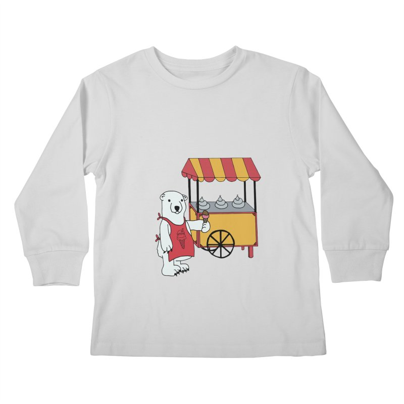 The perfect job Kids Longsleeve T-Shirt by Pony Biam!