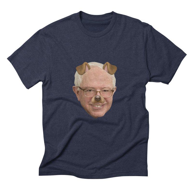 Bern Men's Triblend T-shirt by Ponystark