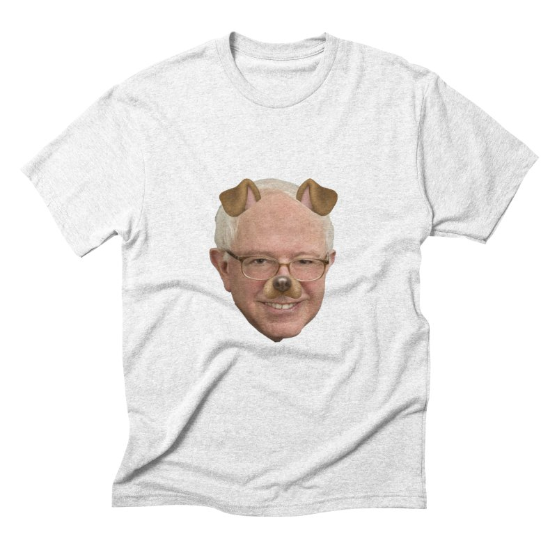 Bern Men's Triblend T-shirt by Ponystark