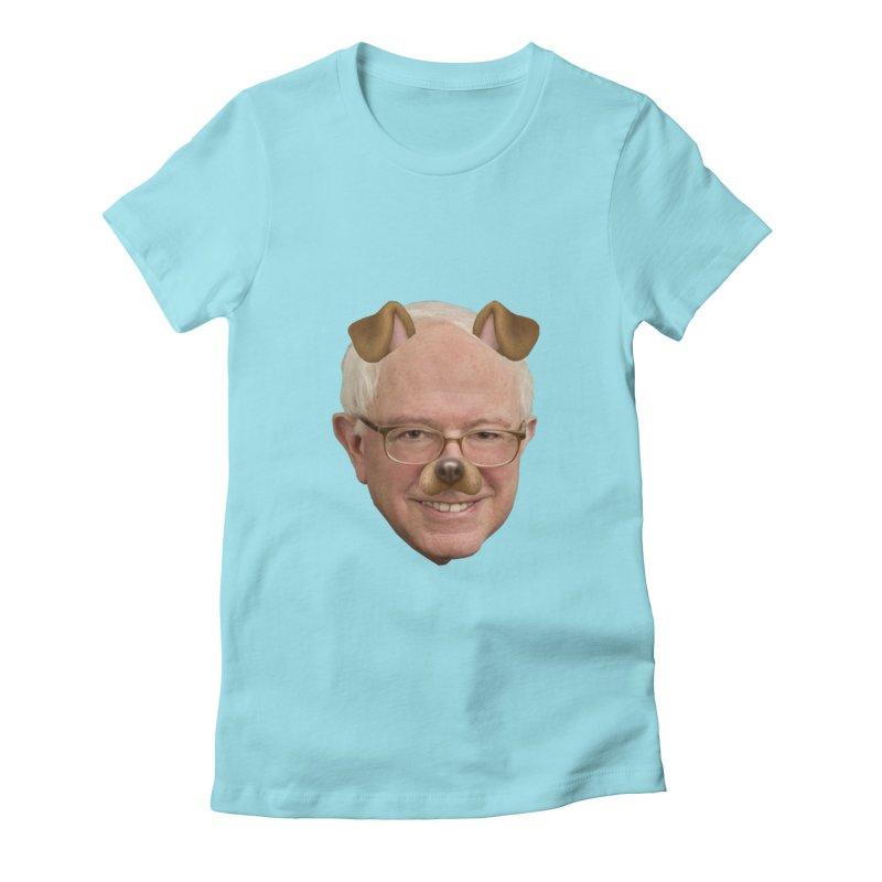 Bern Women's Fitted T-Shirt by Ponystark