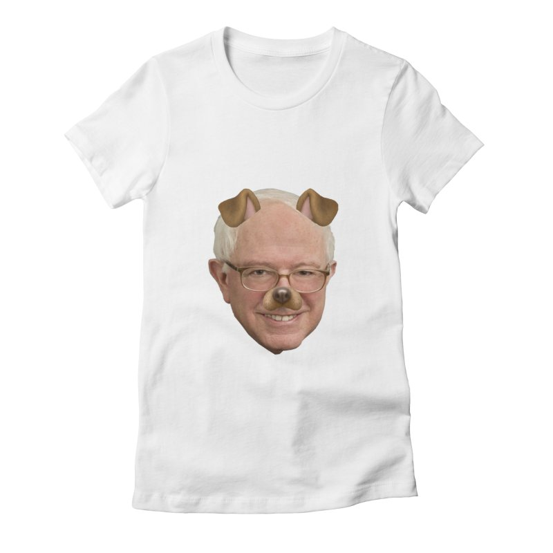Bern Women's Fitted T-Shirt by Ponystark
