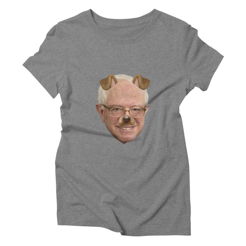 Bern Women's Triblend T-Shirt by Ponystark