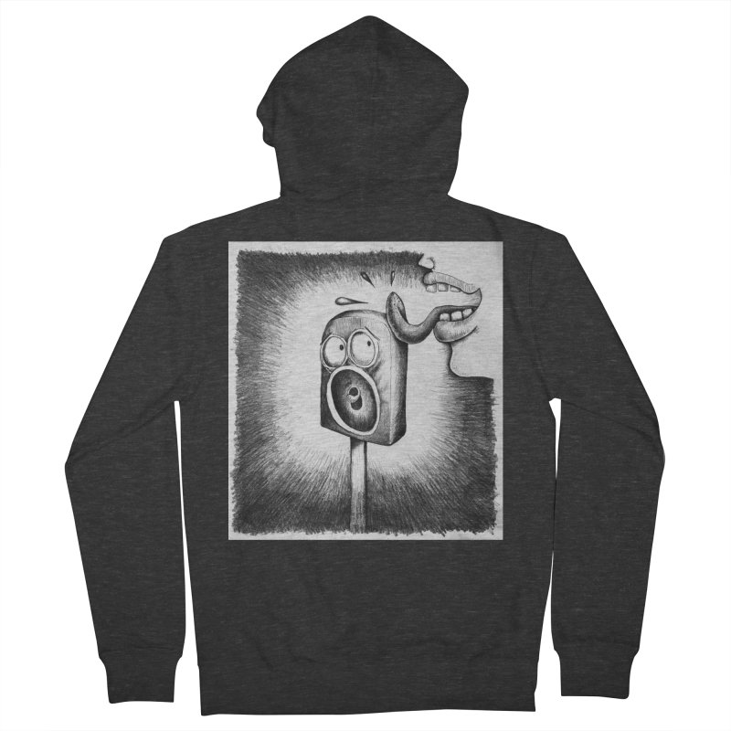 A-pop-calypse Now! Women's Zip-Up Hoody by Strange Menagerie
