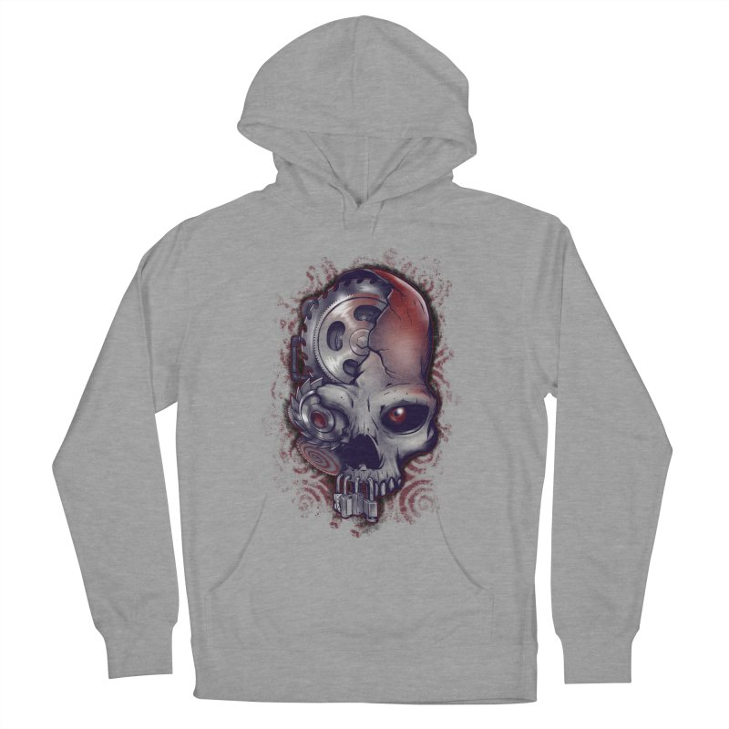 Playing games Men's French Terry Pullover Hoody by Poopsmoothie