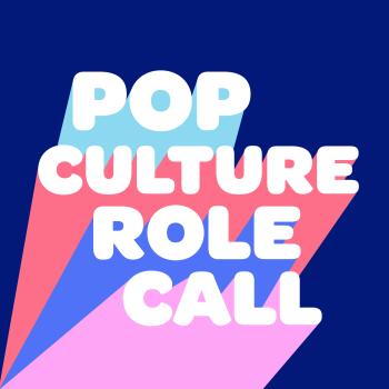 Pop Culture Role Call Podcast Merch Shop Logo