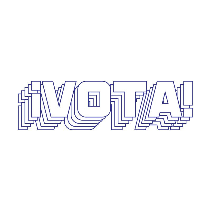 VOTA Men's T-Shirt by Popcycle
