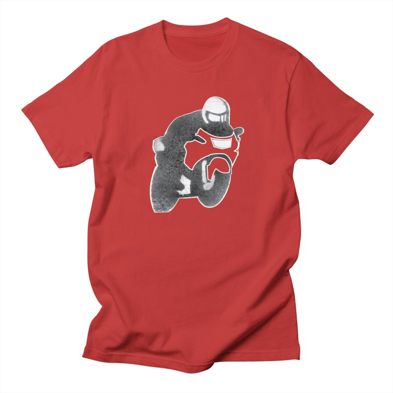 F3 Men's T-Shirt by Popcycle