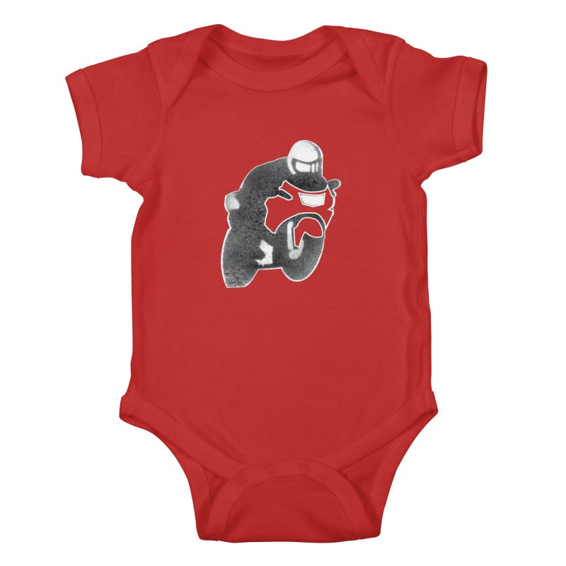 F3 Kids Baby Bodysuit by Popcycle