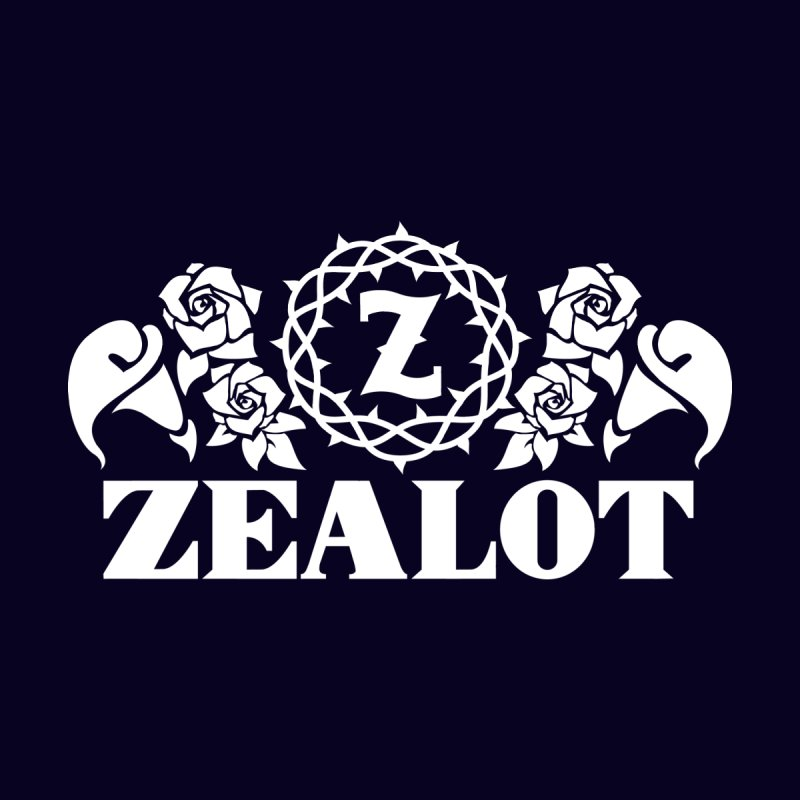 Zealot Garden Men's T-Shirt by Popcycle
