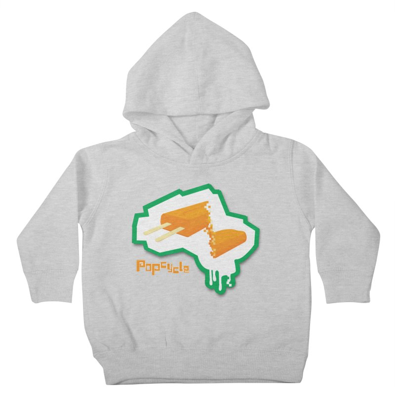 PopCycle Kids Toddler Pullover Hoody by Popcycle