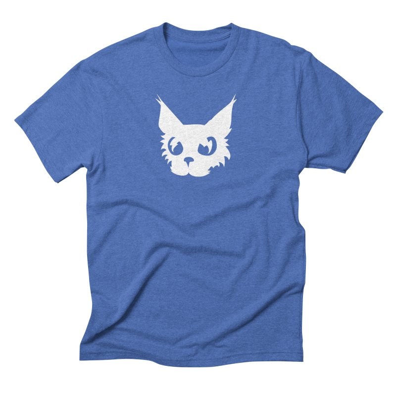 Cat! Men's T-Shirt by Popcycle