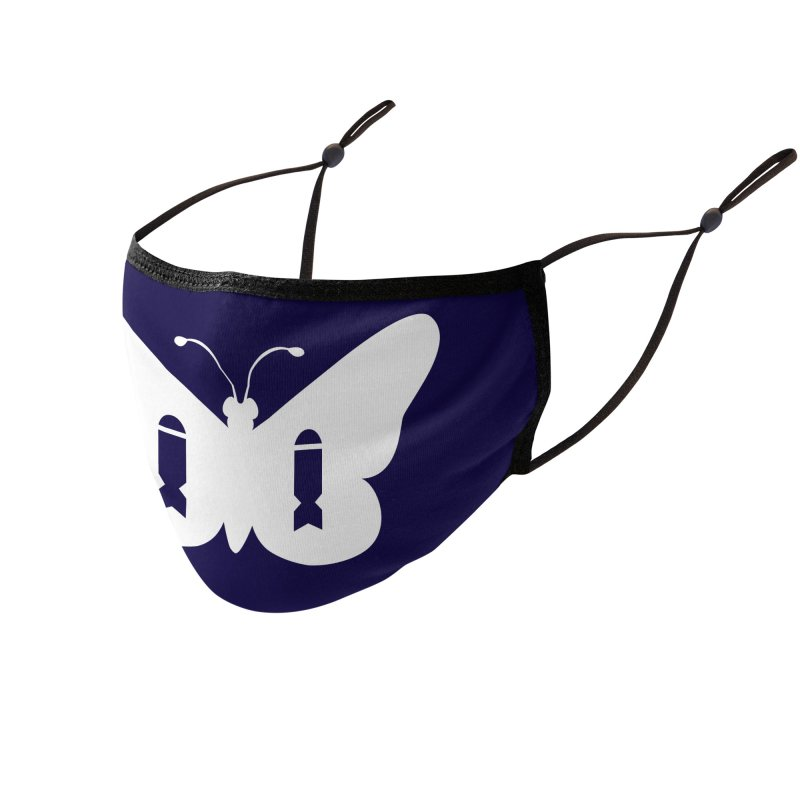 ButterBomb Accessories Face Mask by Popcycle