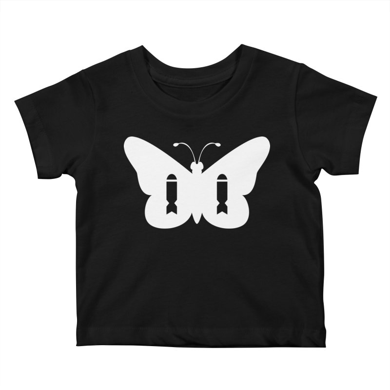 ButterBomb Kids Baby T-Shirt by Popcycle