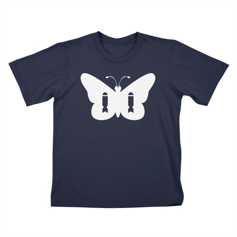 ButterBomb Kids T-Shirt by Popcycle