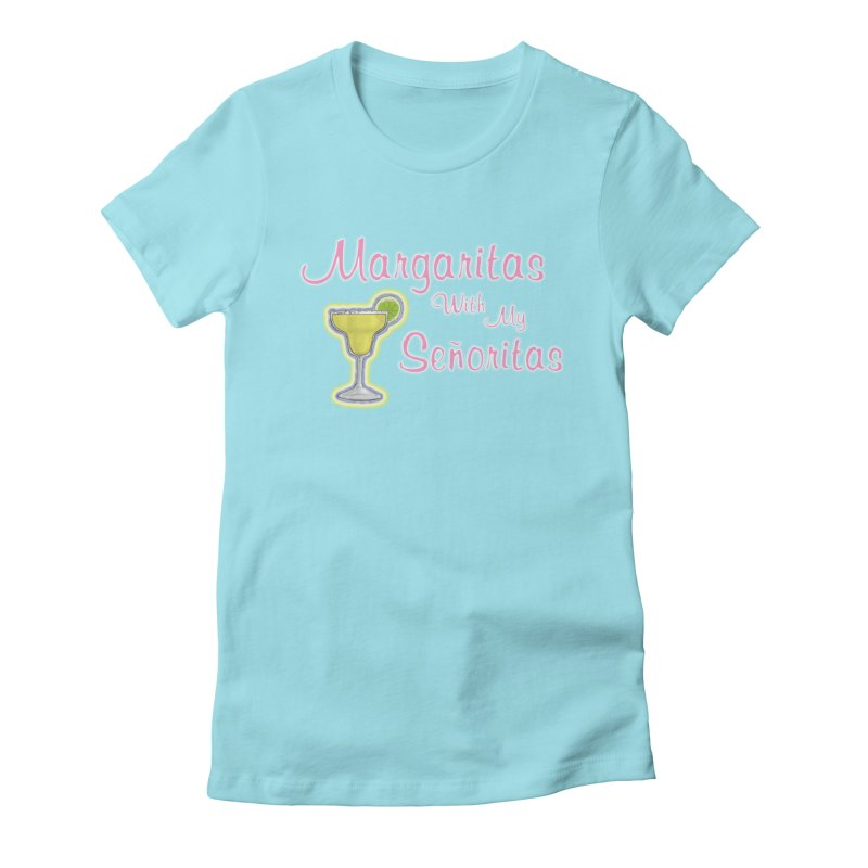 Margaritas! Women's T-Shirt by Popcycle