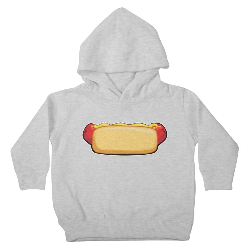 HotDog Kids Toddler Pullover Hoody by Popcycle