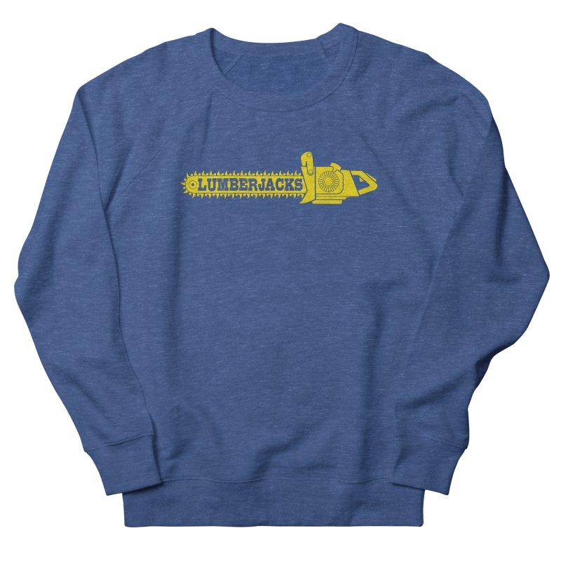 LumberJacks Men's Sweatshirt by Popcycle