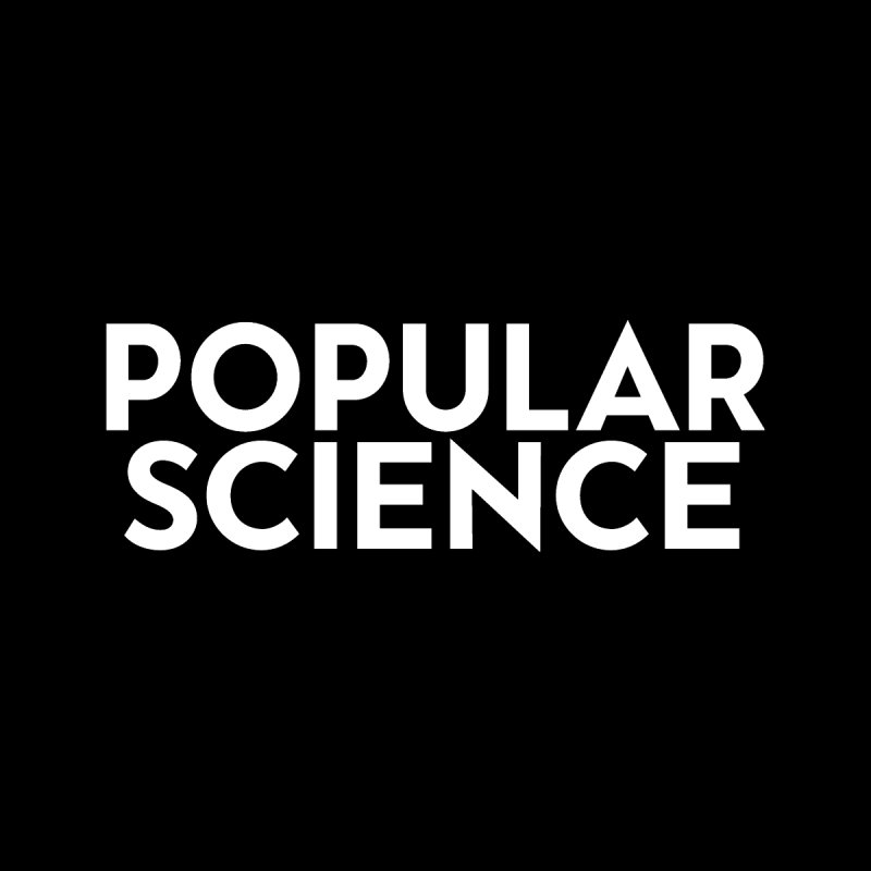 Popular Science Logo Tee - White Women's T-Shirt by Popular Science Shop
