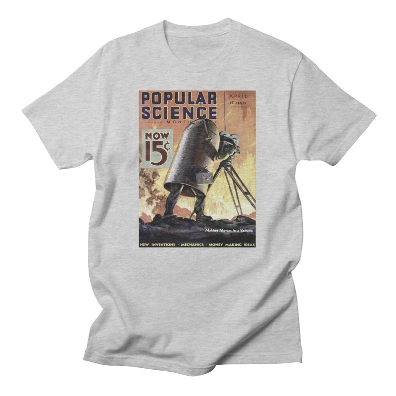 Popular Science Vintage Cover - April 1933 Women's T-Shirt by Popular Science Shop