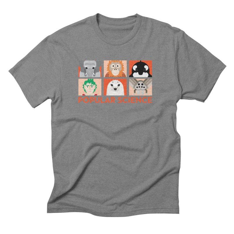 Kids Today! Popular Science Magazine Artwork Men's T-Shirt by Popular Science Shop