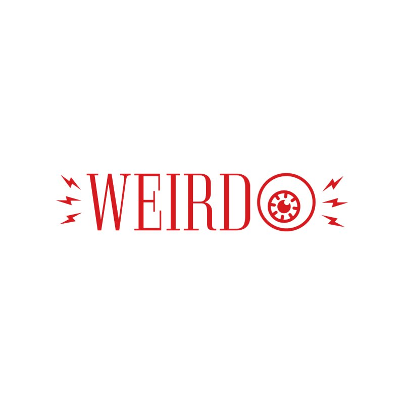 "Weirdo! ""The Weirdest Thing I Learned This Week"" Tee by Popular Science Shop"