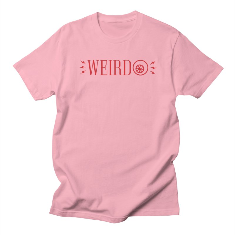 "Weirdo! ""The Weirdest Thing I Learned This Week"" Tee Men's Regular T-Shirt by Popular Science Shop"