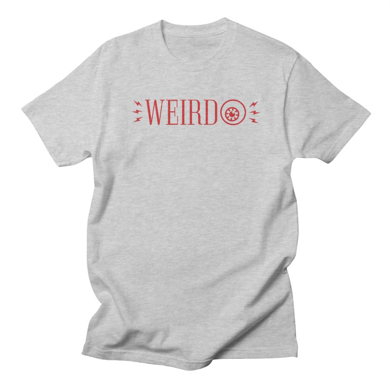 "Weirdo! ""The Weirdest Thing I Learned This Week"" Tee Women's Regular Unisex T-Shirt by Popular Science Shop"