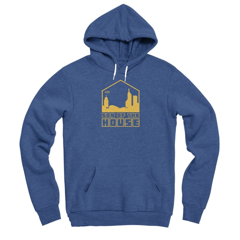 Son of the House Yellow Men's Pullover Hoody by The Porch